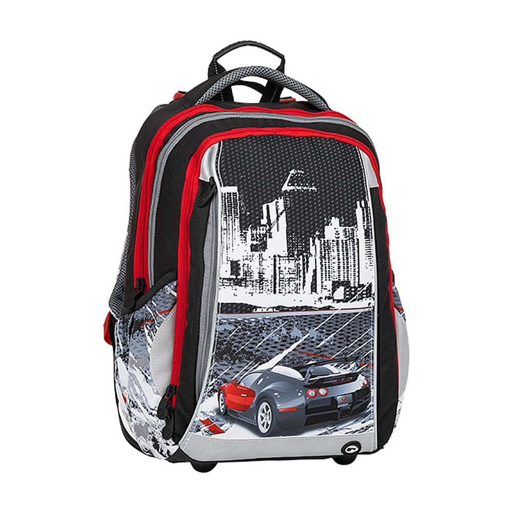 Školská taška Bagmaster Mercury 8B