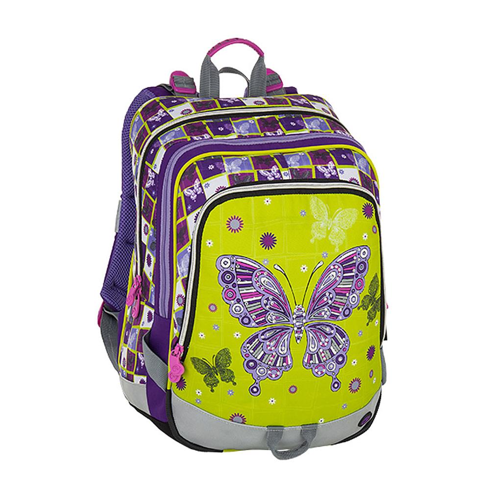 Školská taška Bagmaster Alfa 8A