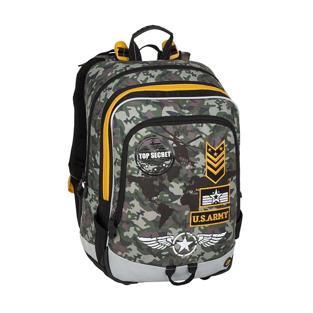 Školská taška Bagmaster Alfa 8D