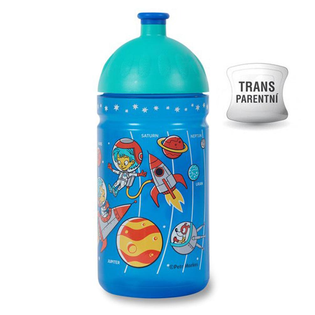Zdravá fľaša 500ml Vesmír