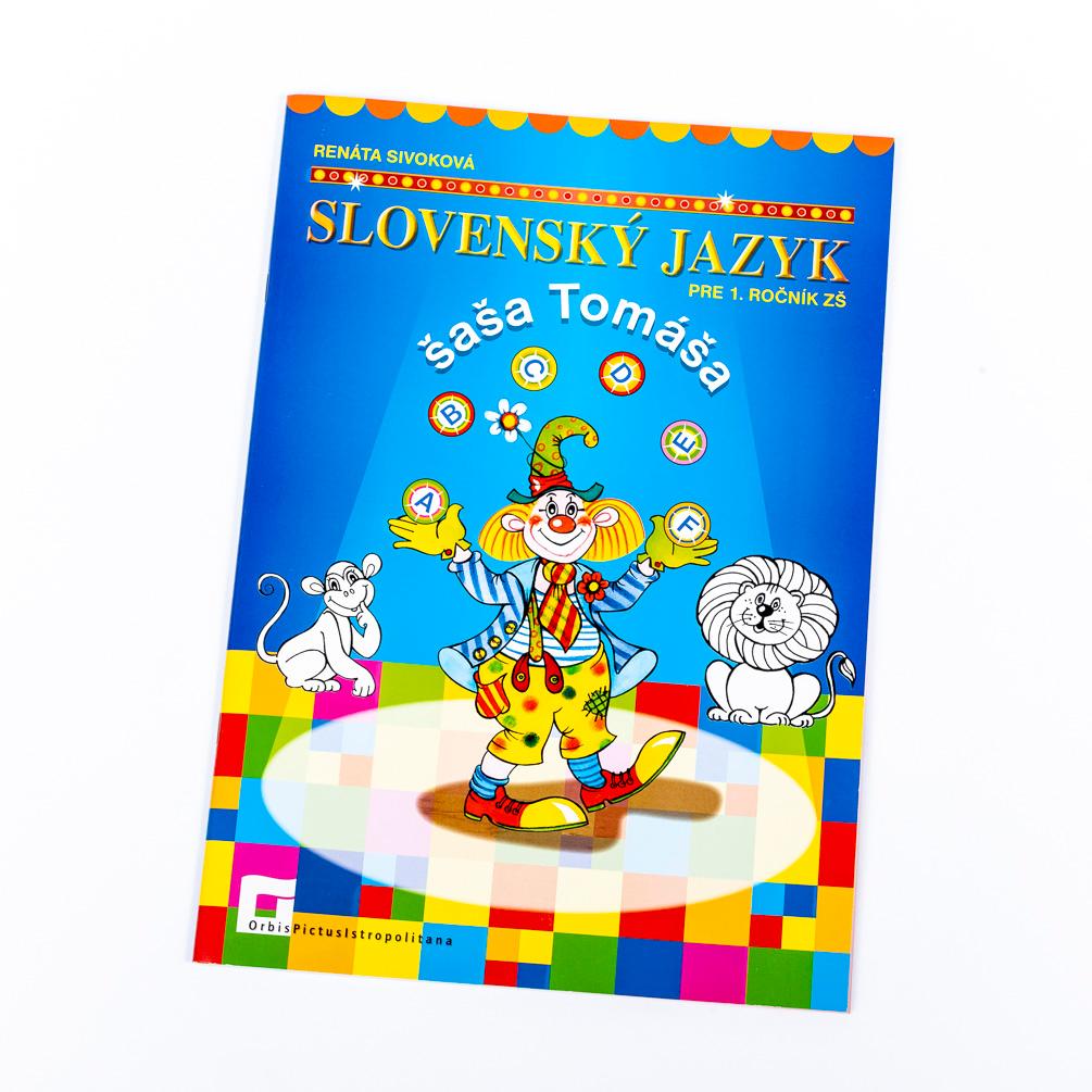 Slovenský jazyk šaša Tomáša