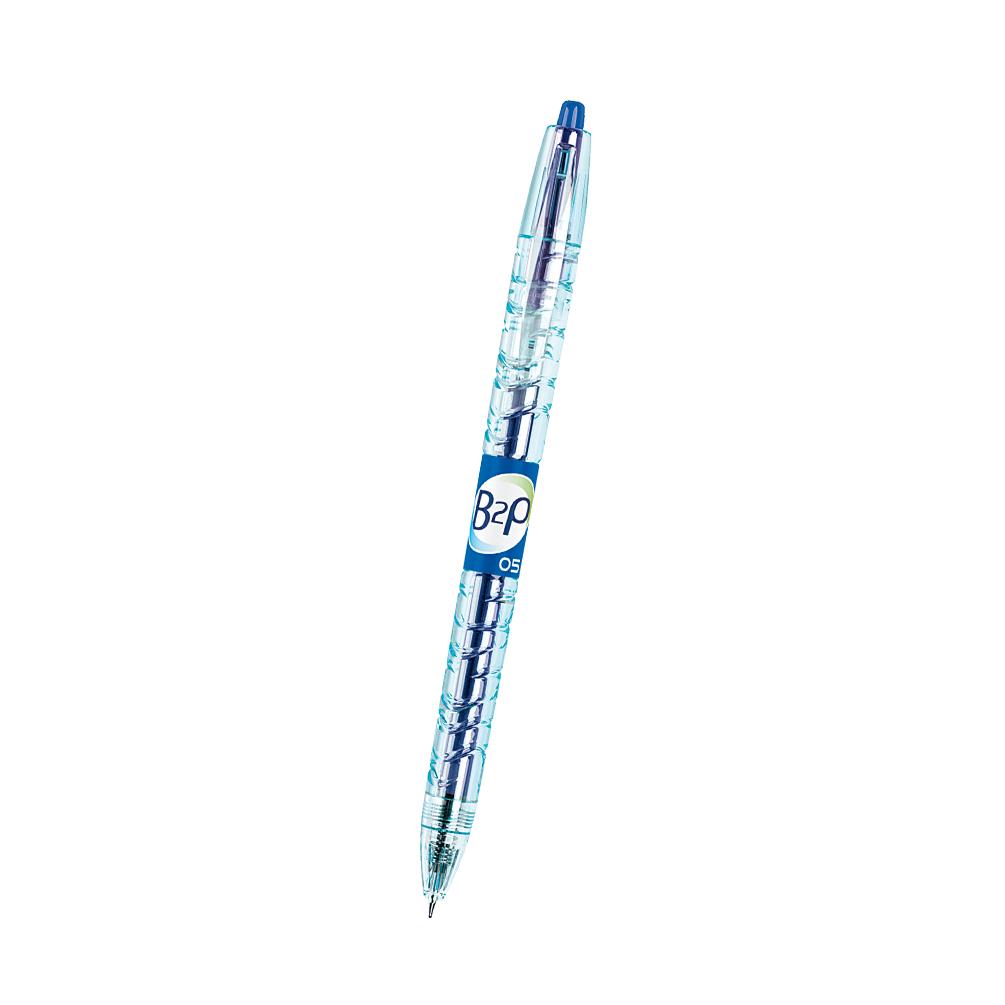 Pero gélové Pilot B2P 0.5mm, modré