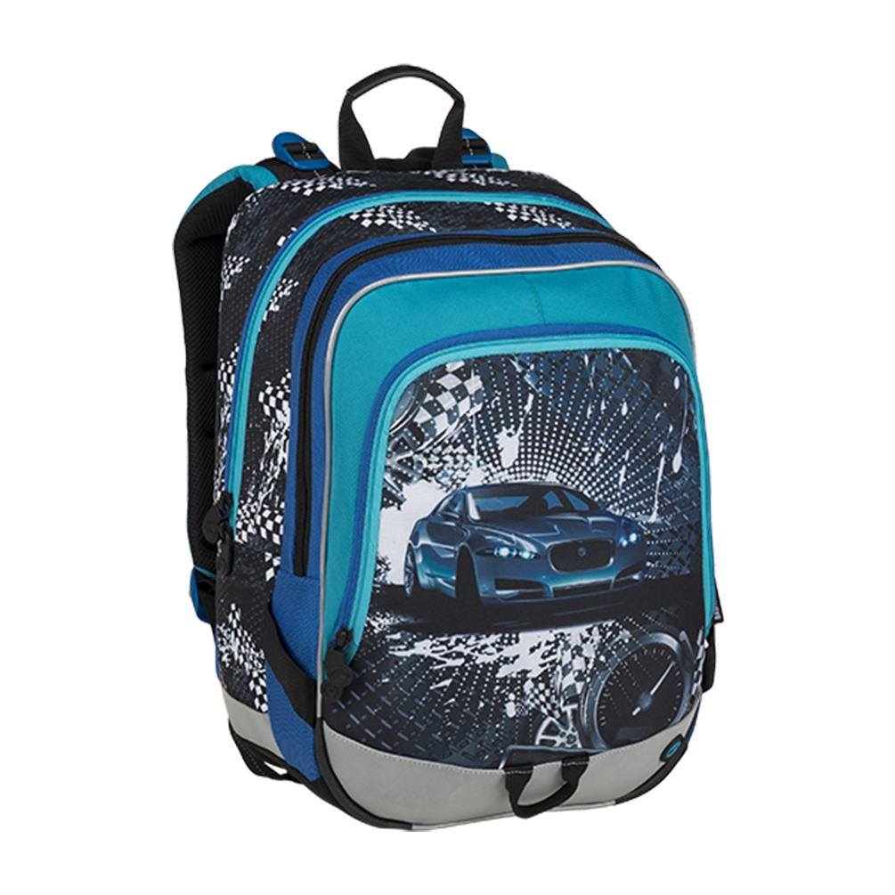 Školská taška Bagmaster Alfa 9C