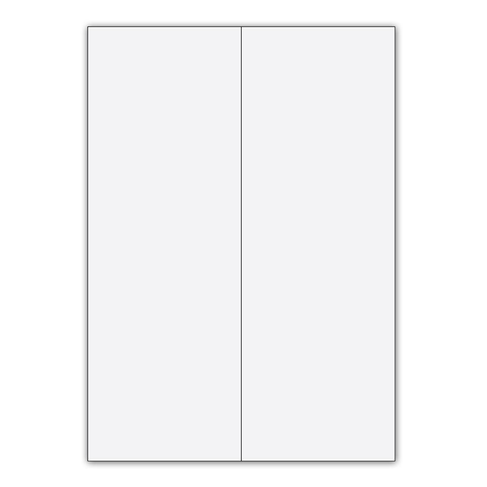Etiketa samolepiaca A4 105x297mm 2ks