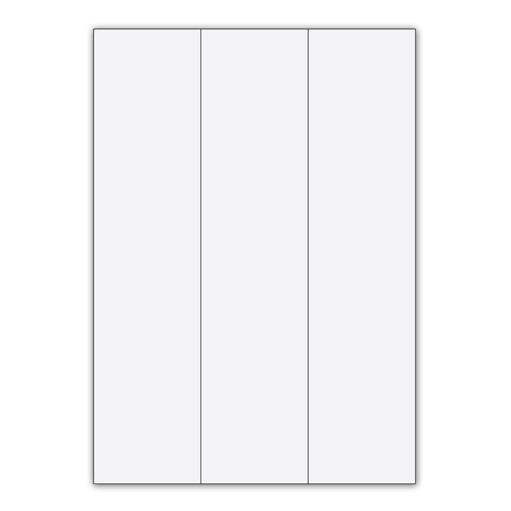 Etiketa samolepiaca A4 70x297mm 3ks