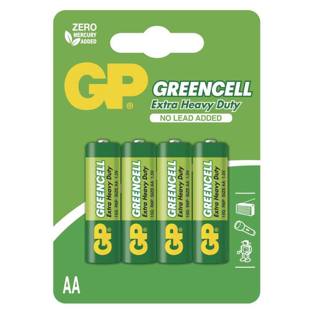 Batérie AA EHD 1,5V 4ks