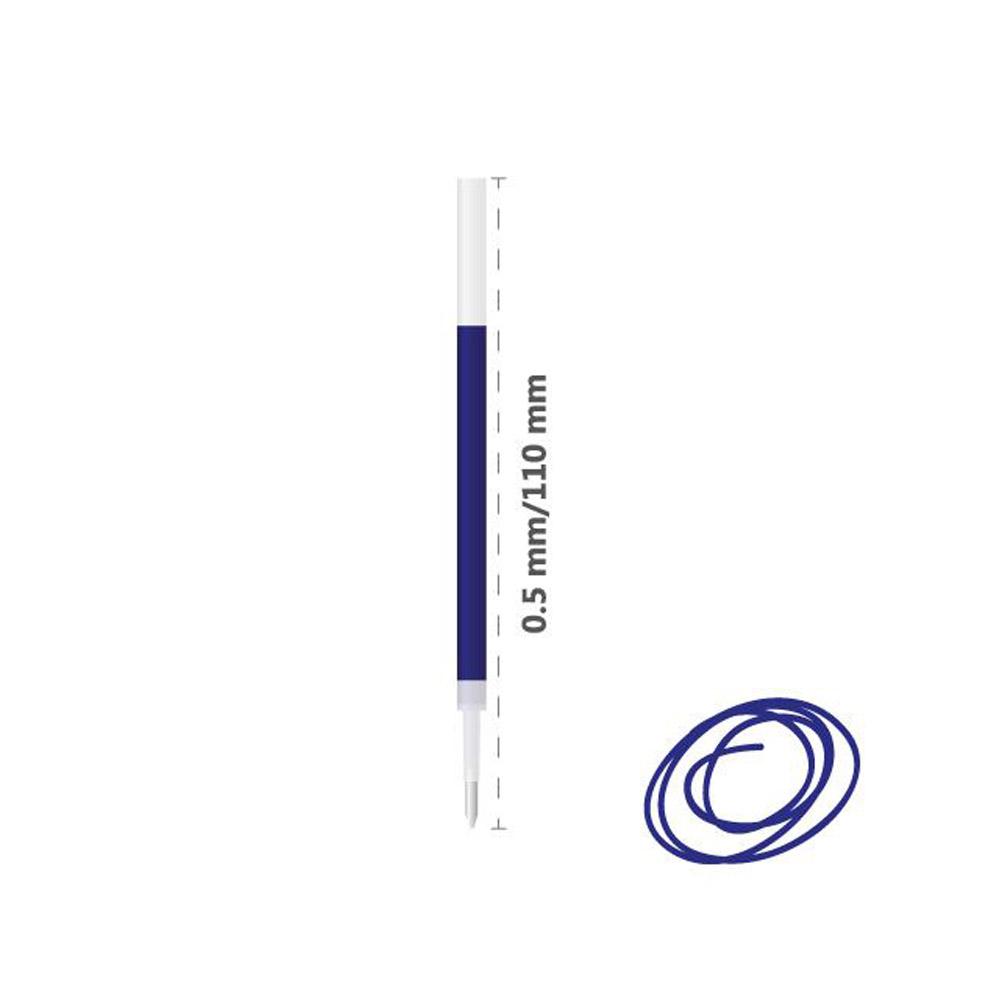 Náplň gélová G-5 0,5mm, modrá