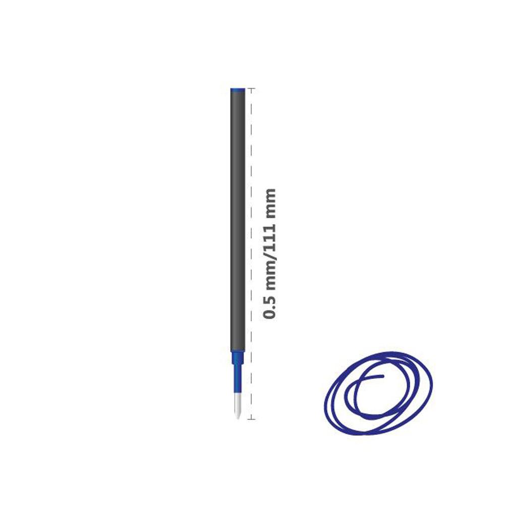 Náplň pre roller Premio 0.5mm, modrá