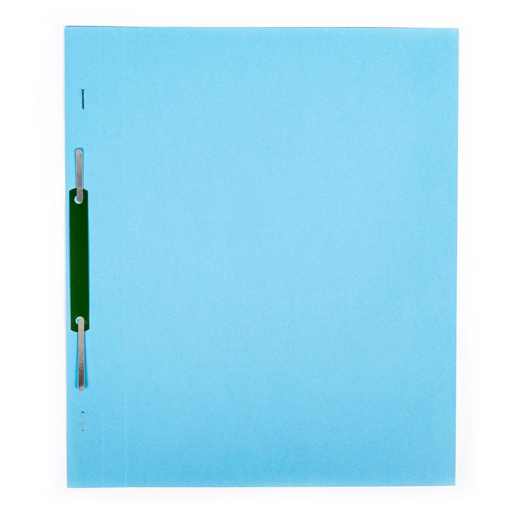 Rýchloviazač A4 Eco-Color Plus, modrý