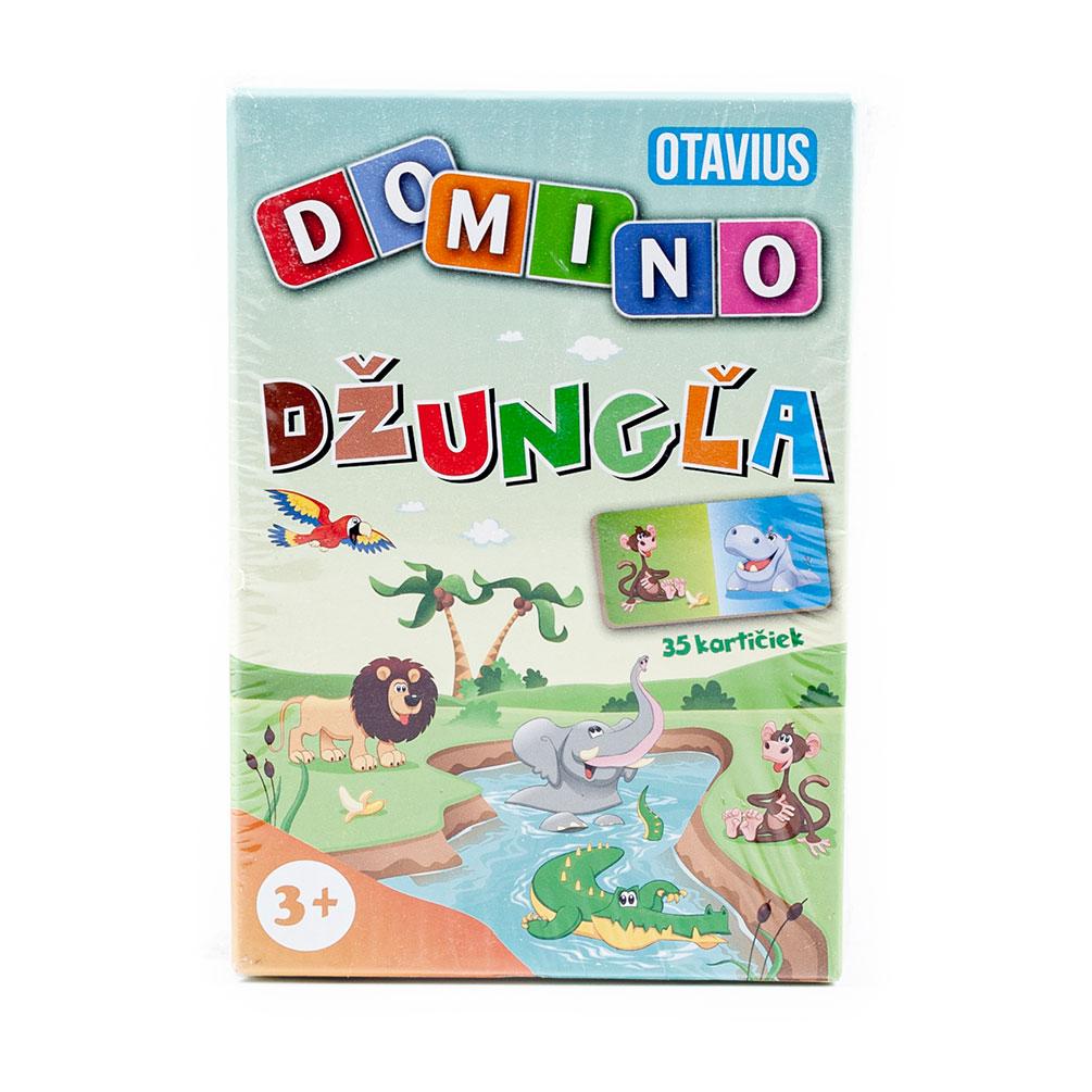 Domino Džungľa