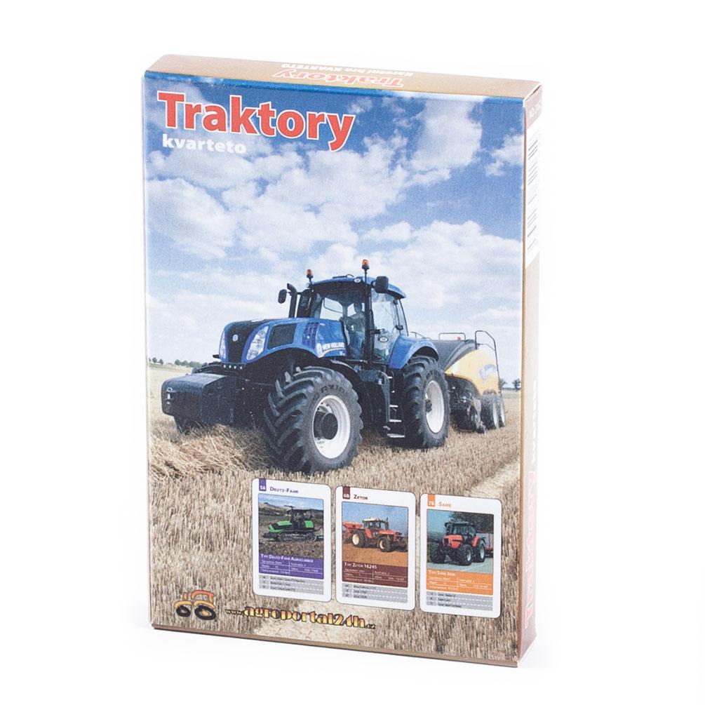 Karty Kvarteto - Traktory