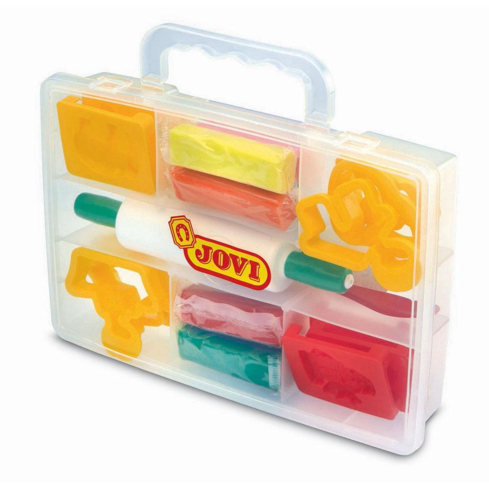 Kufrík Jovi - modelovací set