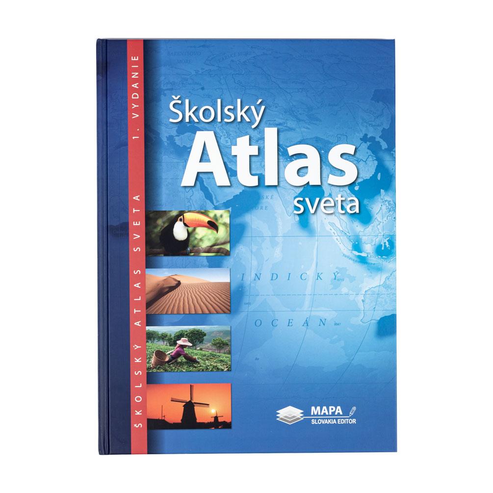 Školský atlas sveta ZŠ/SŠ