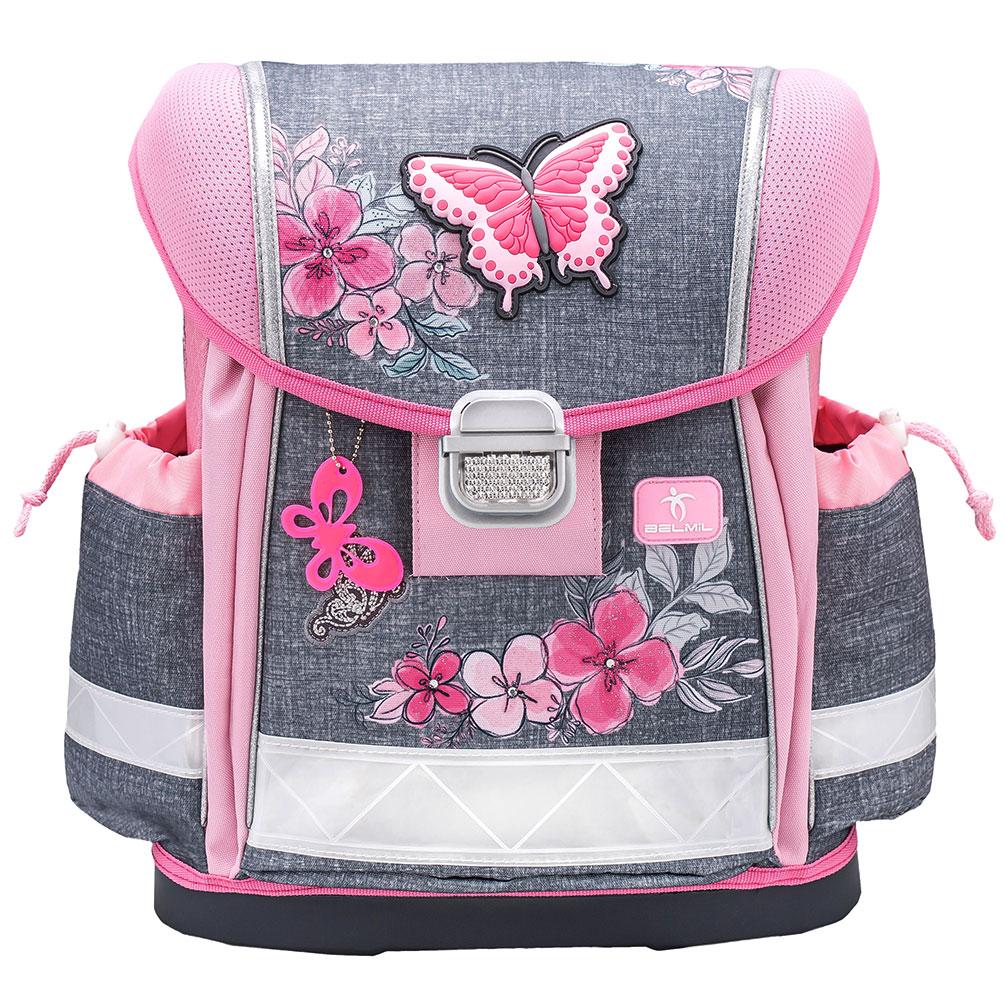 Školská taška Belmil Motýľ