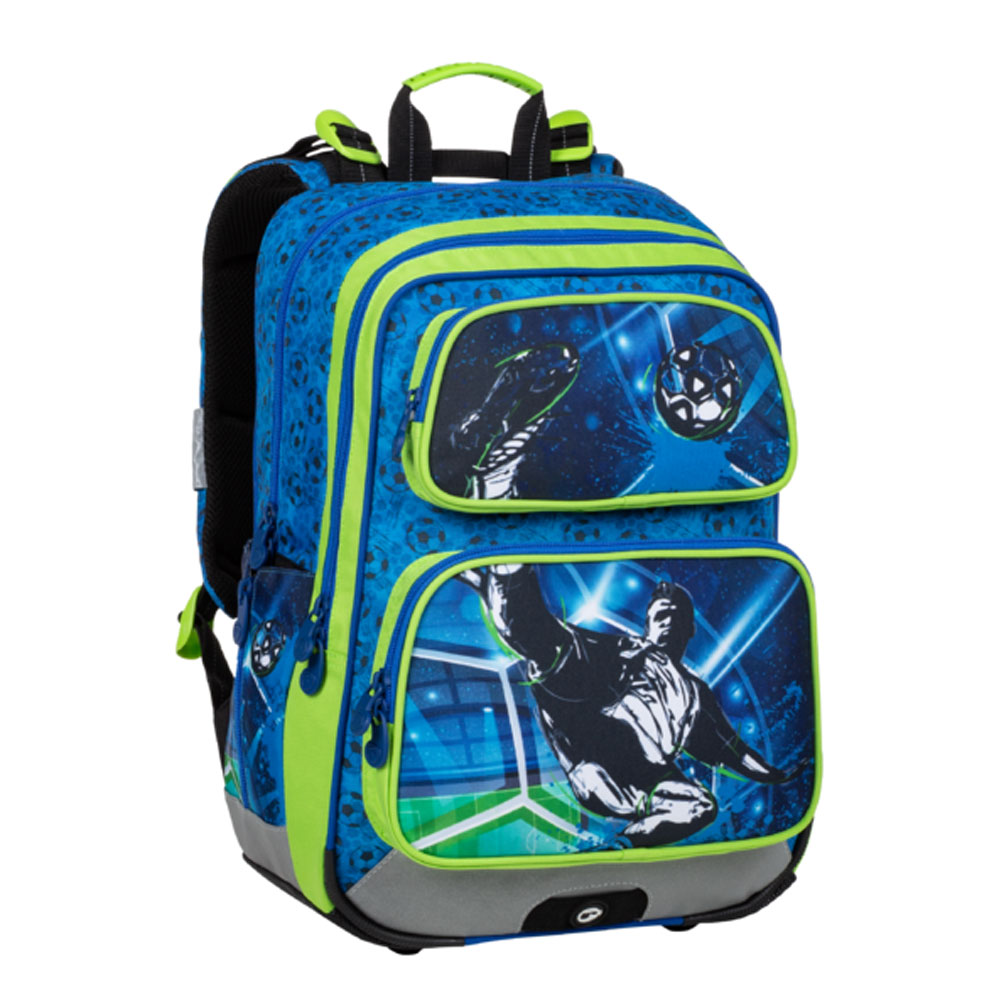Školská taška Bagmaster Gen 20B