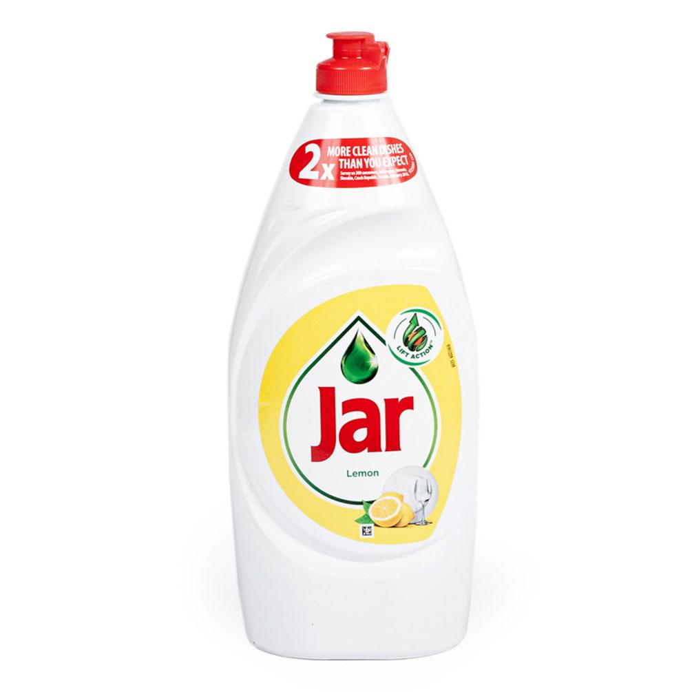 Jar - prostriedok na umývanie riadu 900ml, citrón