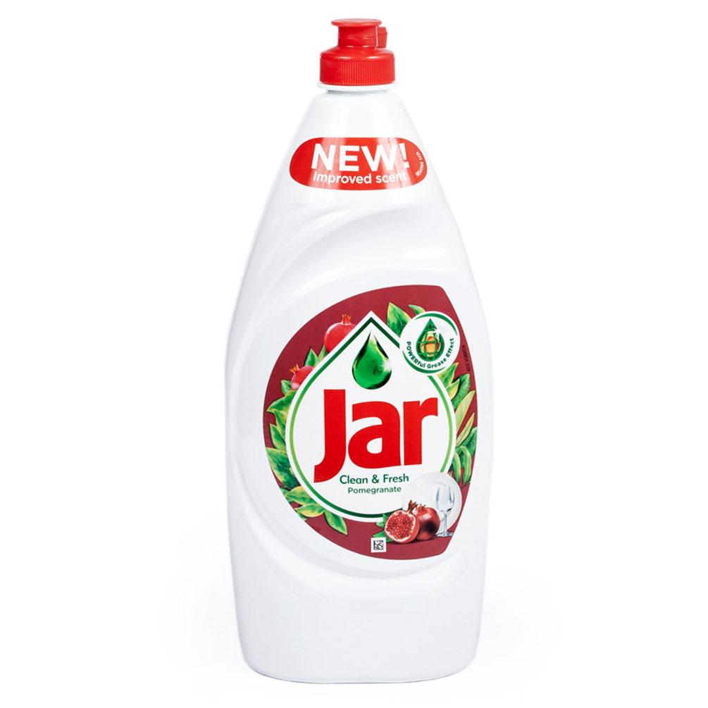Jar - prostriedok na umývanie riadu 900ml, granátové jablko