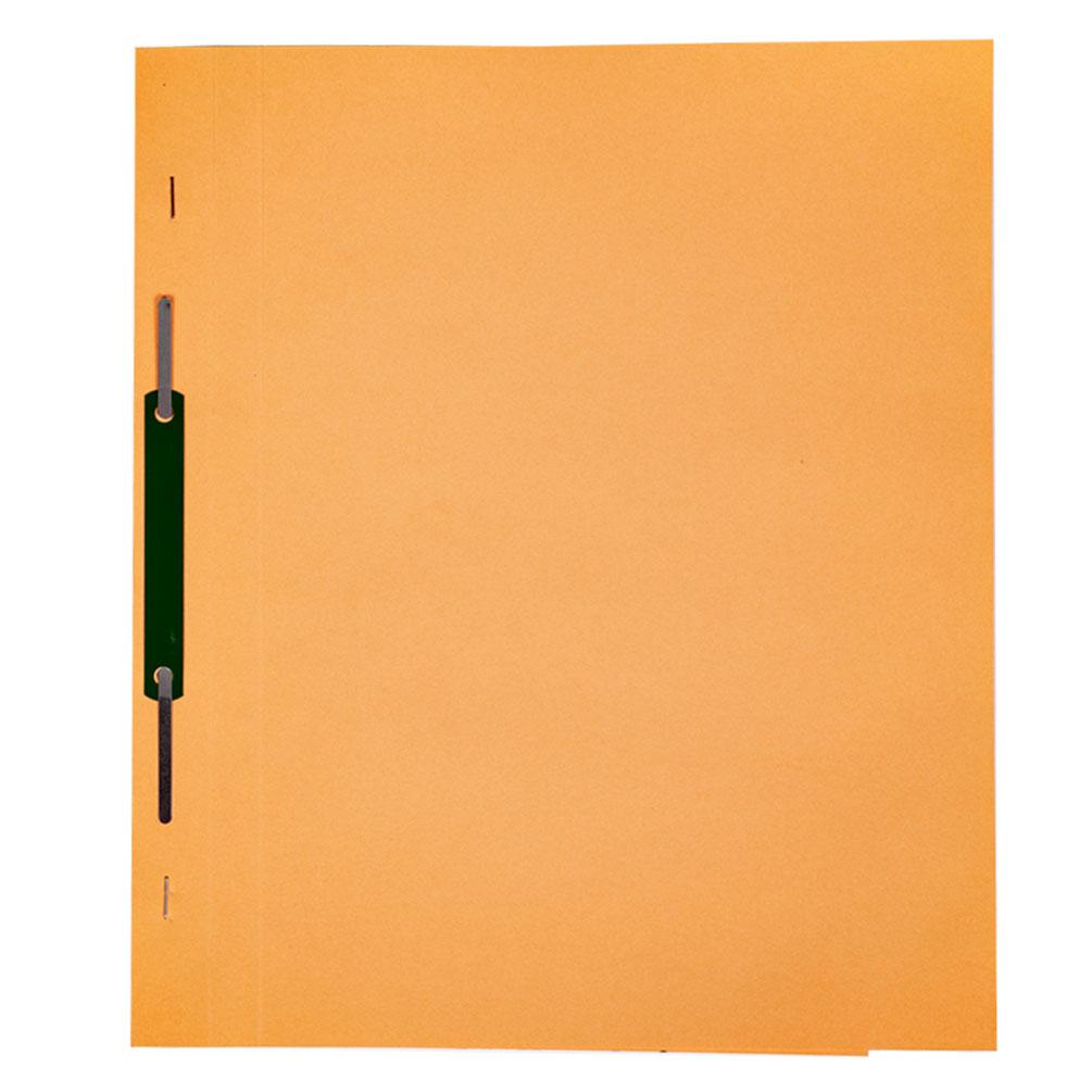 Rýchloviazač A4 Eco-Color Plus, oranžový