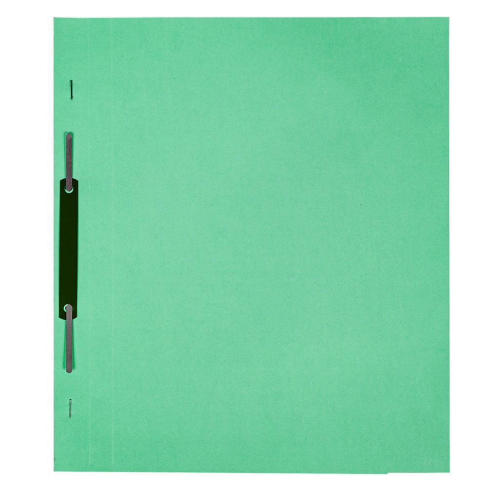 Rýchloviazač A4 Eco-Color Plus, zelená