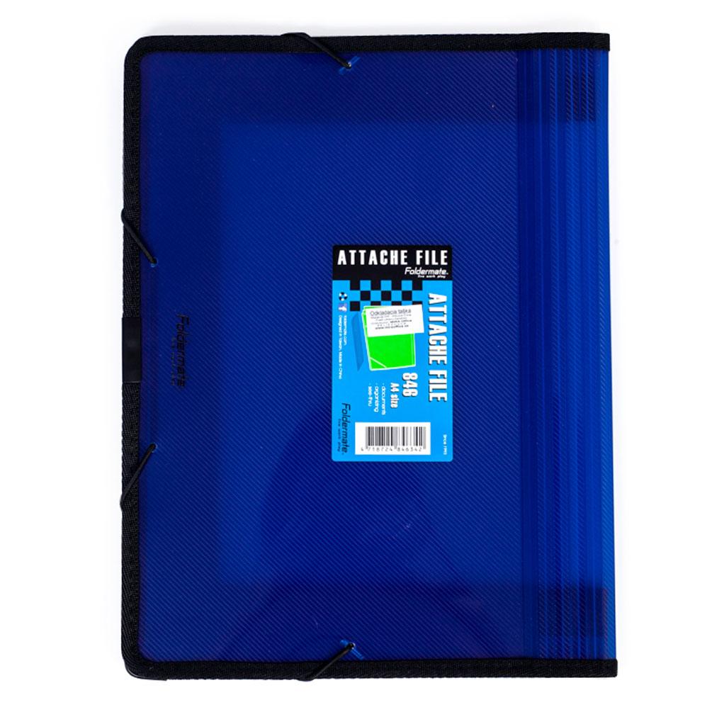 Taška na dokumenty A4 s gumou FolderMate