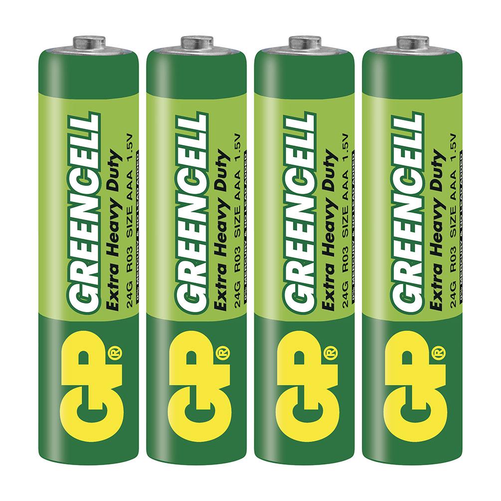 Batérie AAA EHD 1.5V, 4ks