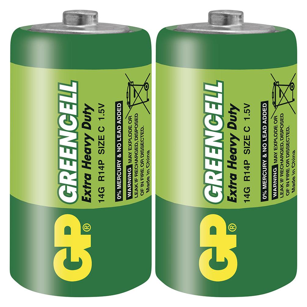 Batérie C EHD 1.5V, 2ks